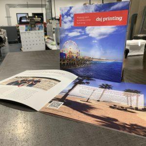 DSJ Printing Brochure Sample